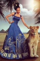 Therez Fleetwood lionqueen