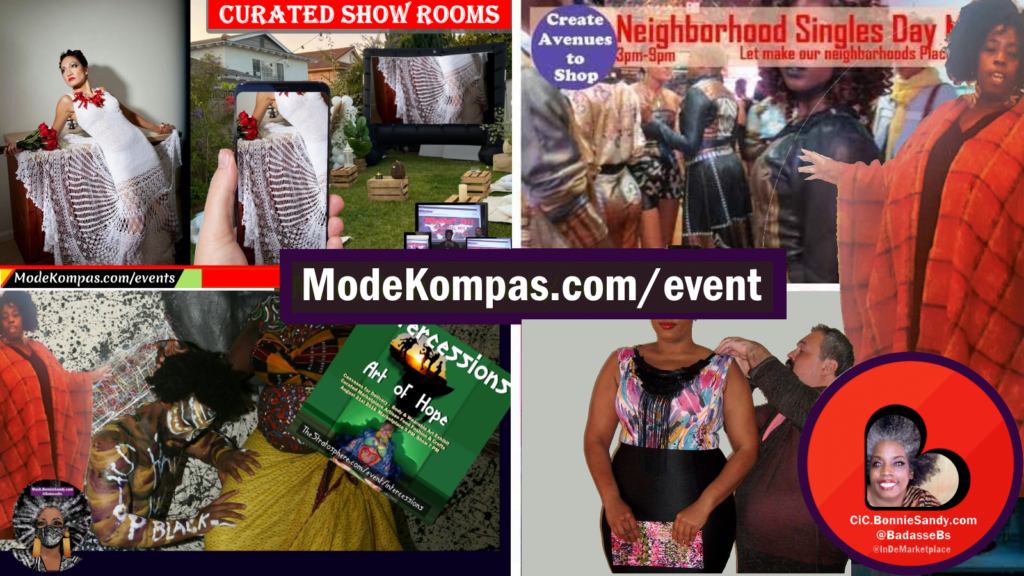 artistic creative engaging  events